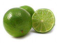 Sabia que o limão tem mais açucar que o morango