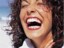 Sabe quantas vezes ri por dia?