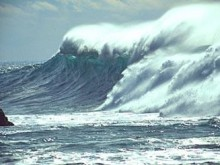 Sabe a velocidade dum tsunami?