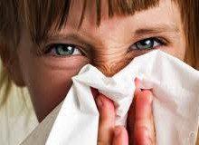 secreções nasais