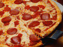 Come muita pizza?