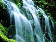 quedas de agua