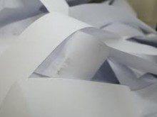Faz muito uso de papel?