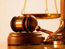 justiça dos tribunais